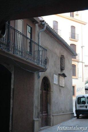 Manresa - Capella de Sant Ignasi malalt
