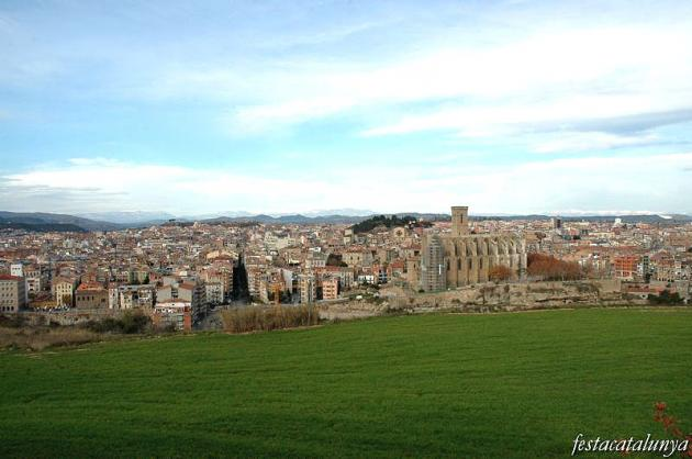 Manresa - Torre de Santa Caterina