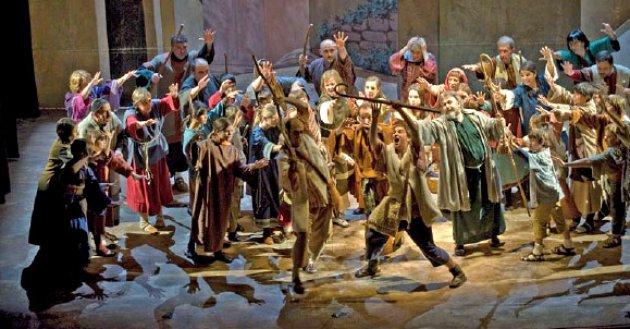 Girona - Els Pastorets (Foto: www.elspastoretsdegirona.net)