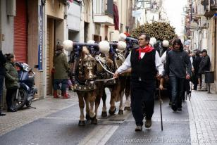 Vilanova i la Geltrú - Festa dels Tres Tombs (Foto: Ajuntament de Vilanova i la Geltrú)