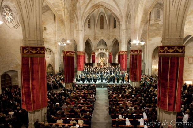 Cervera - Festa del Santíssim Misteri (Foto: Paeria de Cervera)