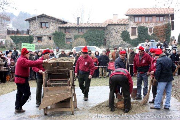 Olot - Fira del Fajol a Batet de la Serra (Foto: Associació d'Hostalatge de la Garrotxa)