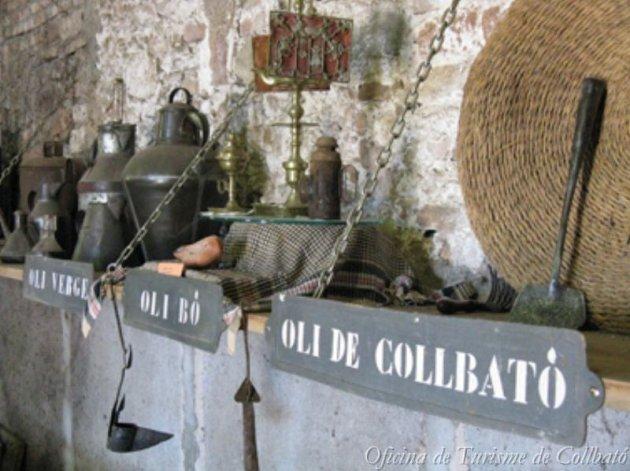 Collbató - Centre d'Interpretació de l'Oli (Foto: Oficina de Turisme de Collbató)