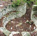 Restes del campament del XVIII cos de l'Exèrcit Popular de la República
