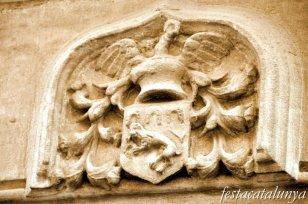 Riudoms - Casal neogòtic