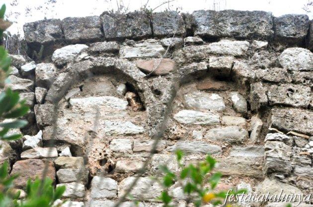 Castellfollit del Boix - Església romànica de Sant Andreu de Maians