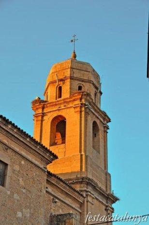 Sudanell - Església parroquial de Sant Pere