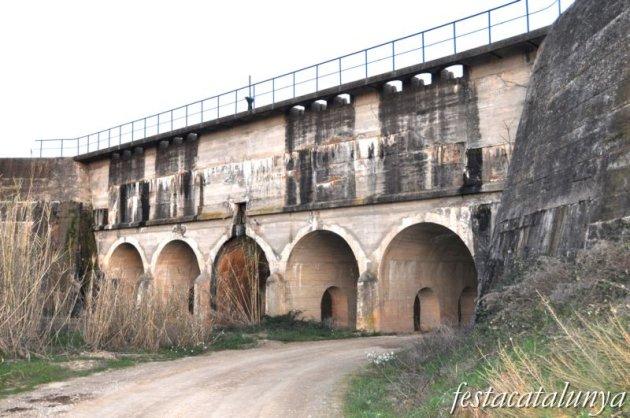 Sudanell - Pont de les cinc boqueres