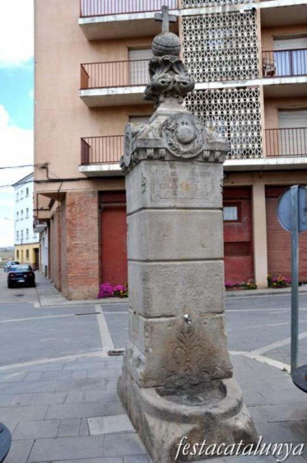 Albatàrrec - Nucli antic