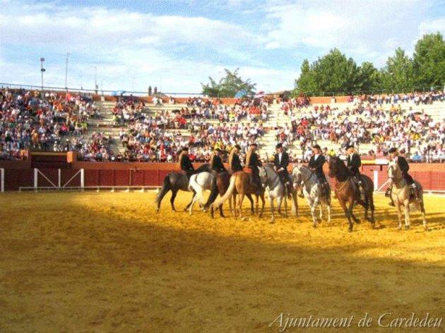 Cardedeu - FICARD, Fira de Sant Isidre (Foto: Ajuntament de Cardedeu)