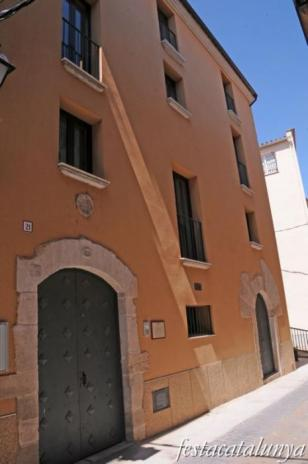 Ascó - Nucli antic (Antic Hospital)