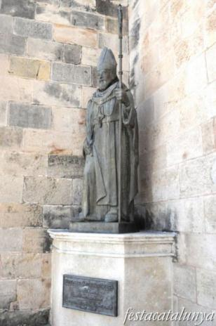 Ascó - Nucli antic (Sant Pere Màrtir Sans i Jordà)