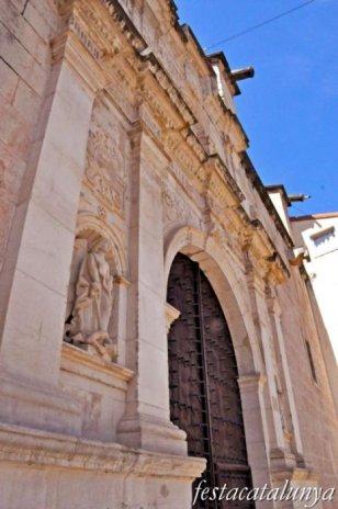 Ascó - Església parroquial de Sant Joan Baptista