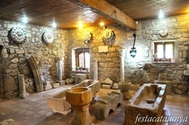 Estany, L' - Museu del monestir de Santa Maria de l'Estany