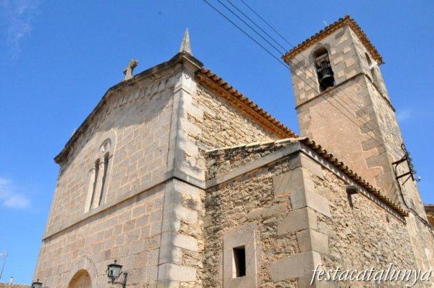 Oristà - Església parroquial de la Torre d'Oristà