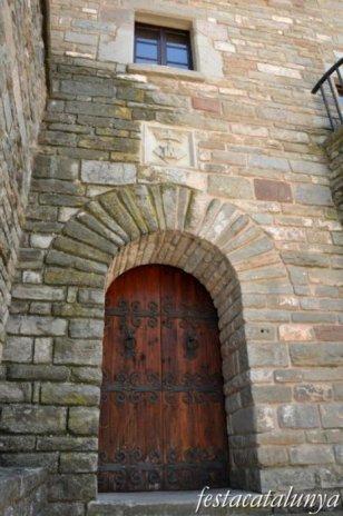 Oristà - Església parroquial de Sant Andreu