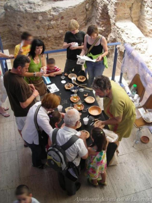 Sant Boi de Llobregat - Ludi Rubricati (Foto: Ajuntament de Sant Boi de Llobregat)