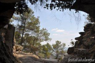 Ascó - Campament del XV Cos d'Exèrcit (Espais de la Batalla de l'Ebre)