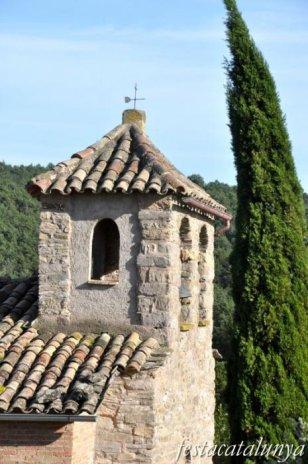 Sant Agustí de Lluçanès - Església parroquial de Sant Agustí