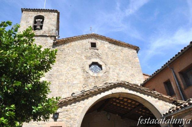 Sant Agustí de Lluçanès - Santuari dels Munts
