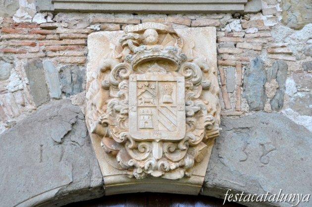 Sant Agustí de Lluçanès - Cases pairals del terme (El Grau)