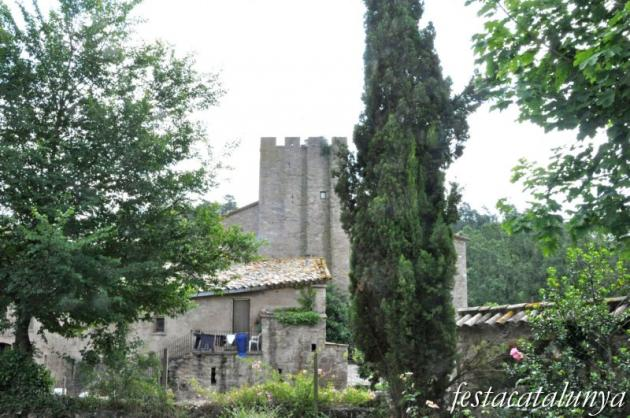 Olost - Castell d'Olost
