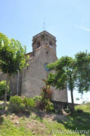 Sant Martí d'Albars - Església parroquial de Sant Martí