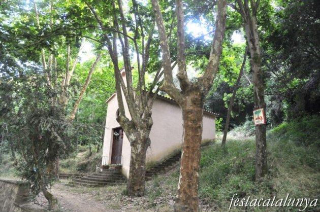 Sant Iscle de Vallalta - Ermita de la Salut