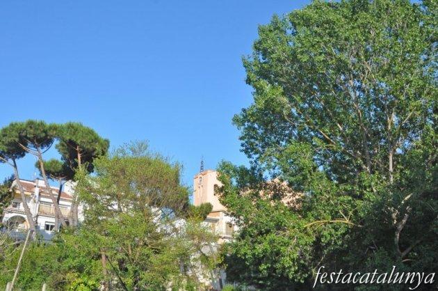 Sant Iscle de Vallalta - Església parroquial de Sant Iscle