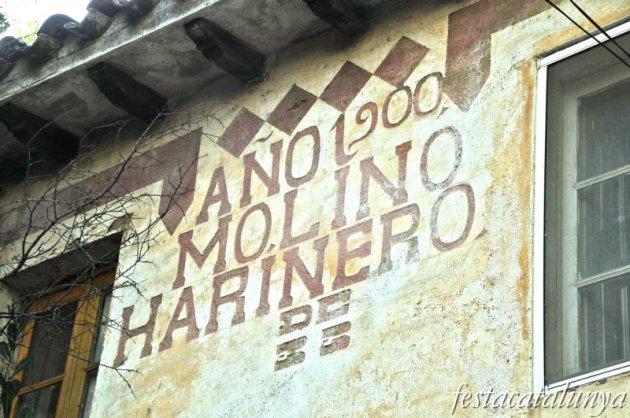 Sant Iscle de Vallalta - Molí fariner