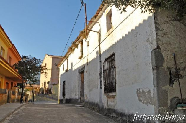 Sant Iscle de Vallalta - Nucli antic