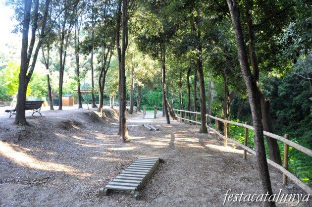 Sant Iscle de Vallalta - Parc dels Vegetals