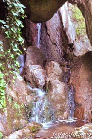 Sant Iscle de Vallalta - Salt de les Dones d'Aigua