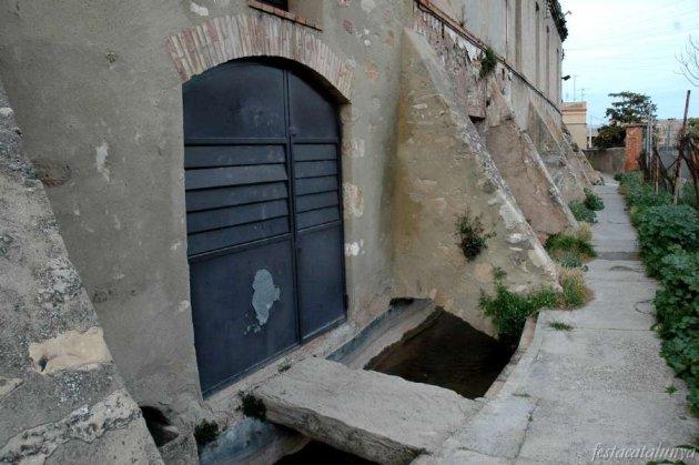 Igualada - Museu de la Pell d'Igualada i Comarcal de l'Anoia. Cal Granotes