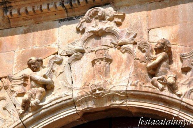 Torre de l'Espanyol, La - Església parroquial de Sant Jaume