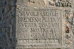 Alpens - Capella de Sant Roc i Sant Sebastià