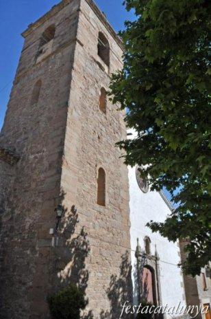 Alpens - Església parroquial de Santa Maria
