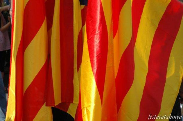 Gelida - Diada Nacional de Catalunya