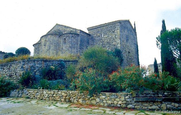 Santa Margarida de Montbui - Església de Santa Maria de la Tossa