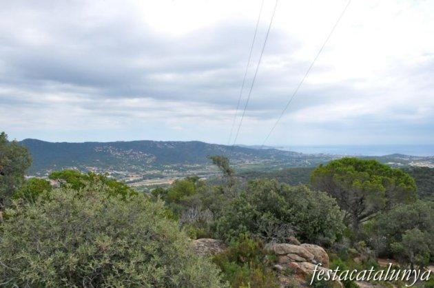 Sant Feliu de Guíxols - Pedralta (Vistes panoràmiques)