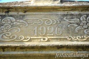 Pineda de Mar - Carrer del Mar, núm. 56
