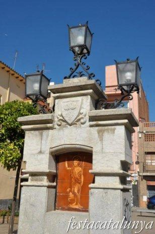Pineda de Mar - Ajuntament i Plaça Catalunya