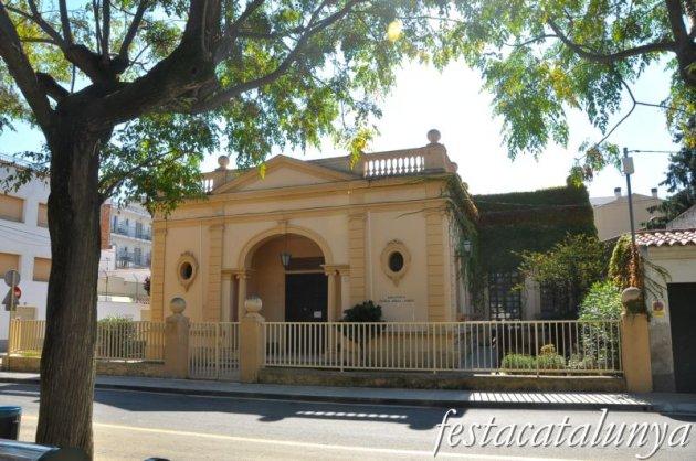 Pineda de Mar - Biblioteca Manel Serra i Moret