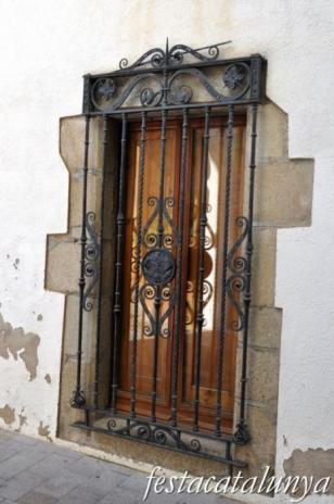 Pineda de Mar - Carrer Ciutadans (casa senyorial, núm. 28)