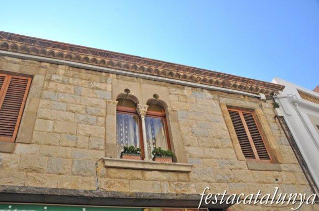 Pineda de Mar - Carrer Ciutadans (altres edificis)