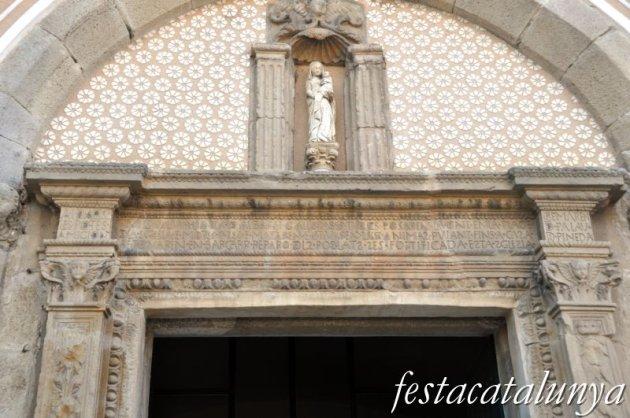 Pineda de Mar - Església parroquial de Santa Maria
