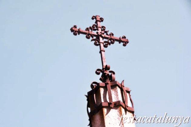Pineda de Mar - Creu de terme de l'Església