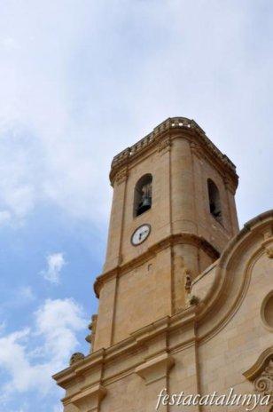 Riba-roja d'Ebre - Església parroquial de Sant Bartomeu