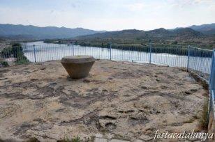 Riba-roja d'Ebre - Mirador de la pena i torre de defensa