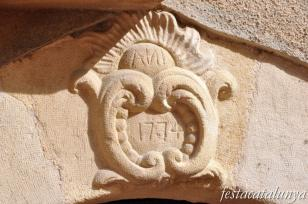 Riba-roja d'Ebre - Nucli antic
